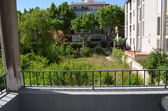 Hotel Primero Primera: View from the balcony