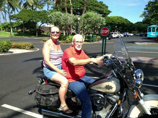 """Big Island Motorcycle Company: """"...You'll See The World From My Harley!"""""""