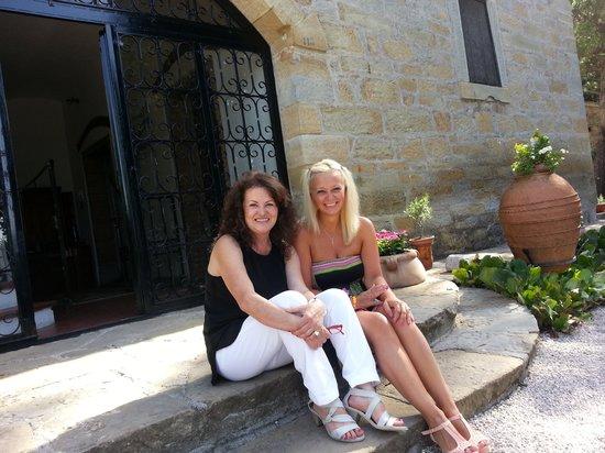 Villa Irene: Pamida e Irene