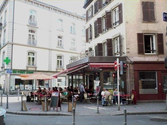 Restaurant Rue Maire Kuss Strasbourg