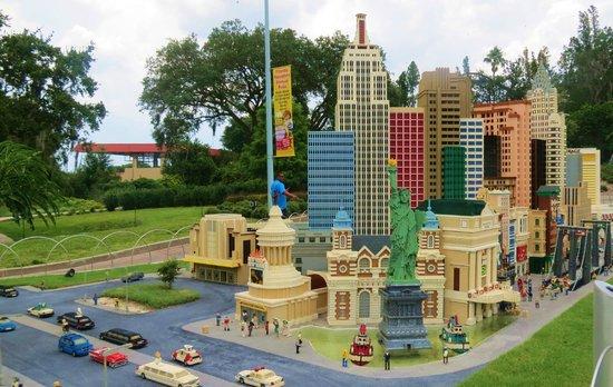 Legoland Florida Resort: New York City by Lego