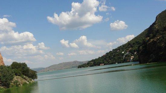 Hartbeespoort Dam: Paisagem