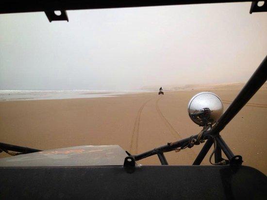Sky Adventures : plage