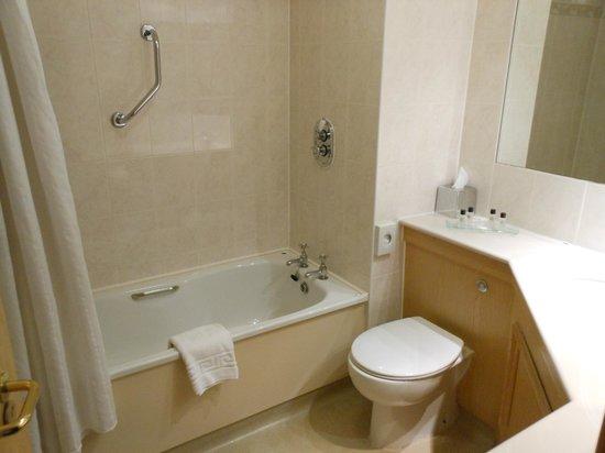 Hallmark Hotel Glasgow: bagno