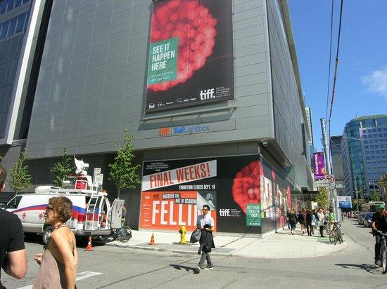 TIFF Bell Lightbox: TIFF BLB