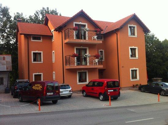 Apartmani Manjan