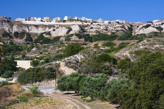 Creta Vassakis Studios: Blick auf Kefalos