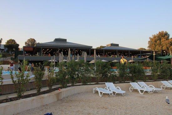 "Resort Amarin: ""ресторан"""