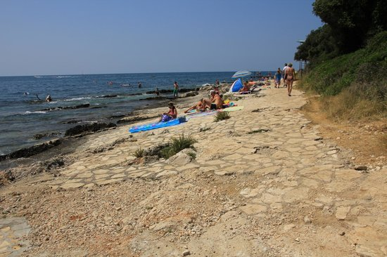 Resort Amarin: дикий пляж