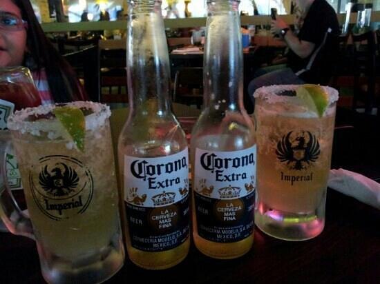 Escazú, Costa Rica: Cerveza Corona Michelada