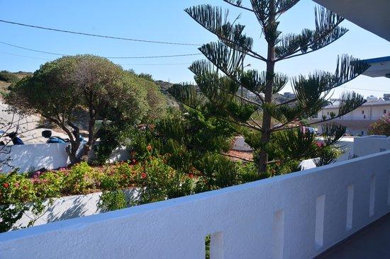 Creta Vassakis Studios: Terrasse