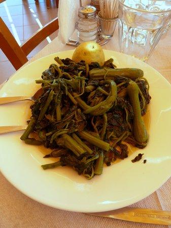 Iliomanolis Taverna: Incredible Vegetables