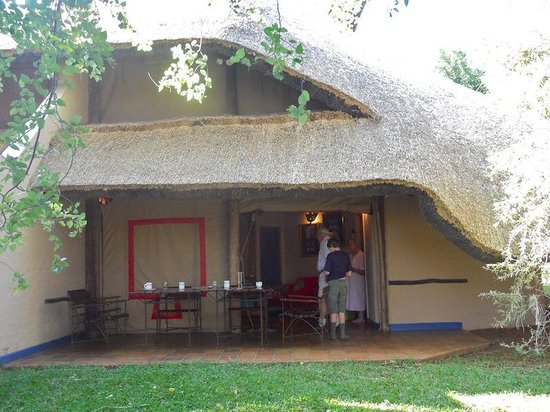 Lokuthula Lodges: Our room