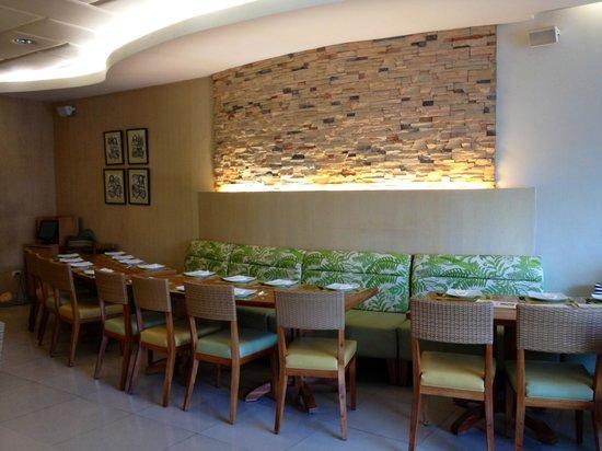 Cafe Laguna: The restaurant