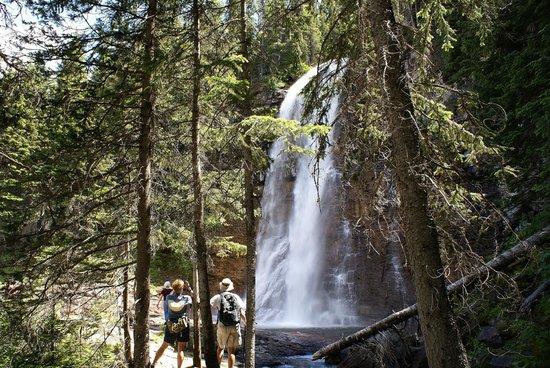 Virginia Falls: The falls 1