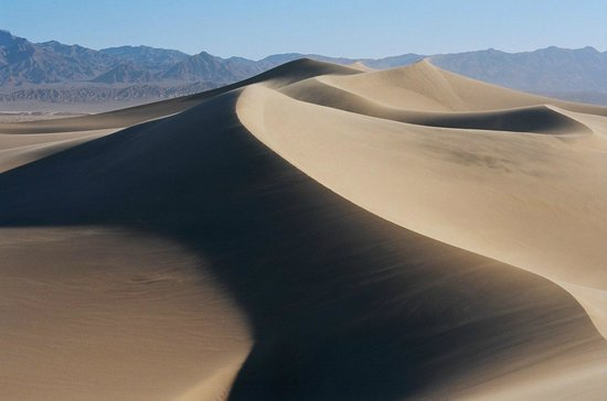 Death Valley National Park, Californien: Mesquite Dunes
