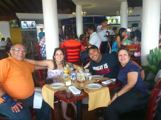 El Fondeadero : restaurant
