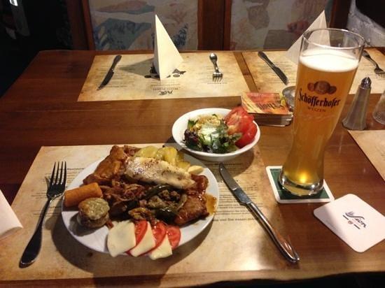 Steakhaus Monte Grande: good