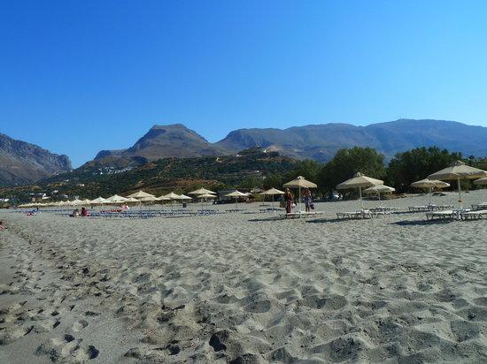 Sofia Hotel: Plakias Beach