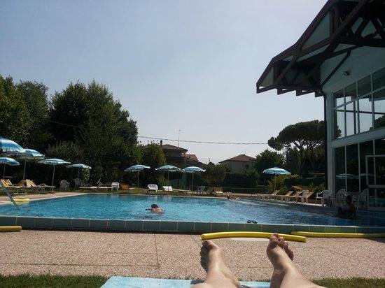 Hotel Terme Excelsior : piscina ester72311628na