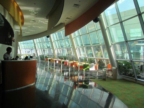 HARRIS Hotel & Conventions Festival CityLink: breakfast area