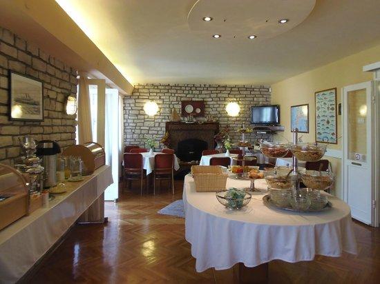 Pension Baron Gautsch: Breakfast room