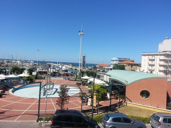 Residence Hotel Fiorella : view from the terrace