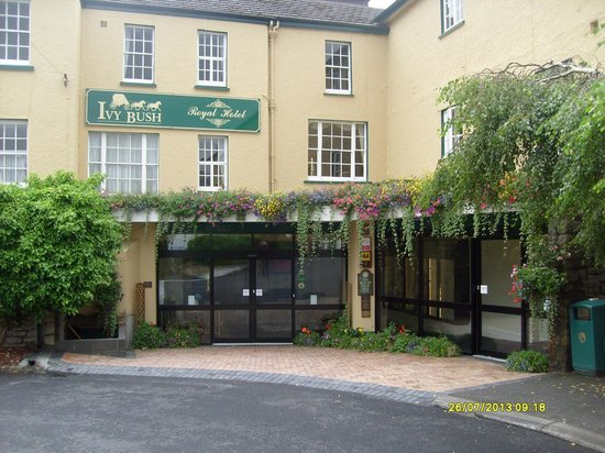 The Ivy Bush Royal Hotel By Comp Hospitality Reviews Price Comparison Carmarthen Wales Tripadvisor