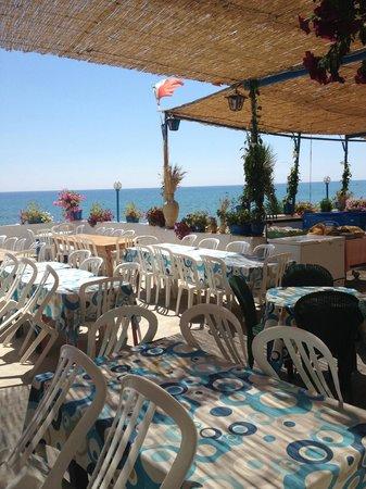 Hotel Miramare : Restaurant Miramare