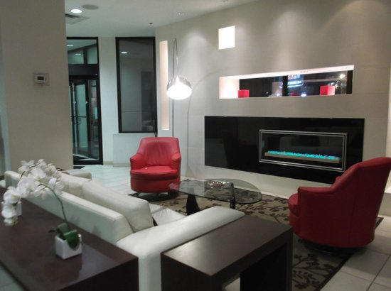 Bond Place Hotel: hall