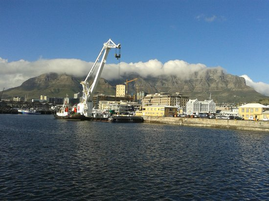 The Table Bay Hotel: Bom dia Cape Town!