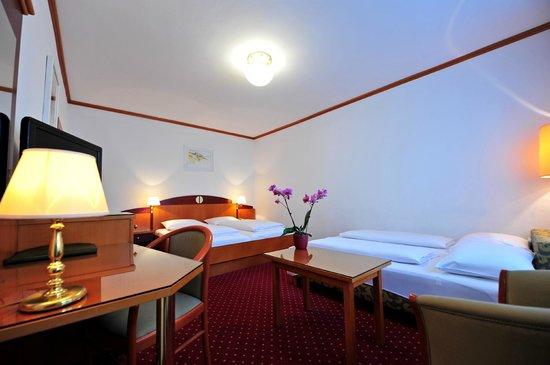 Alla Lenz Hotel Pension Vienna