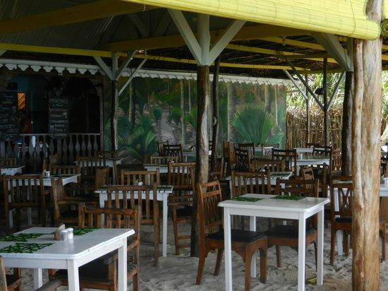Kaz Kreol Restaurant & Beach Club : Kaz Kreol