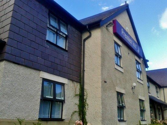 Premier Inn Llandudno (Glan-Conwy) Hotel : Premier Inn, Glan Conwy