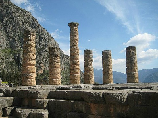 AthensTours GR Timeless Athens Tours Greece The Oracle of Delphi