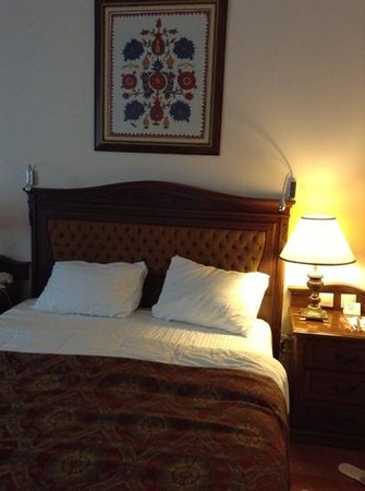 Sultanhan Hotel : chambre double