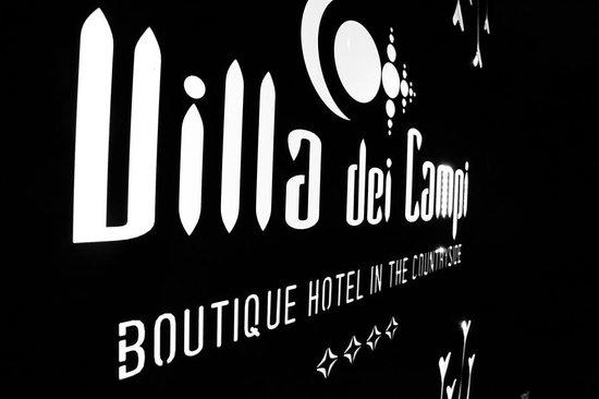 Hotel Villa Dei Campi Bild Von Boutique Hotel Villa Dei Campi