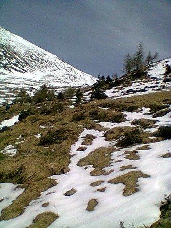 Agritur Rincher: la neve di fine maggio