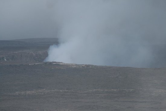 Hawaiian Ocean Promotions - Day Tours: the volcano during the day