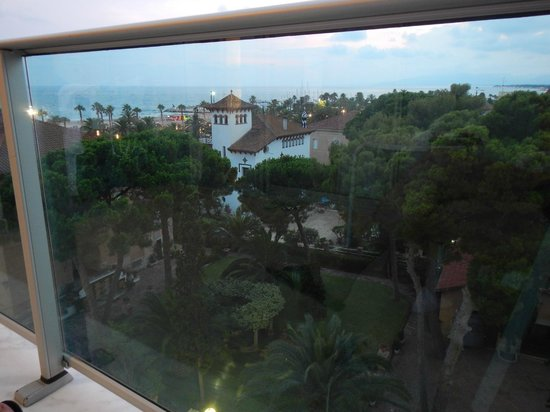 Blaumar Hotel : Вид с балкона номер 610