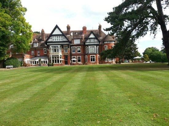 grounds - Picture of Woodlands Park Hotel, Cobham - TripAdvisor