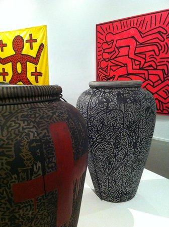 Musee d'Art Moderne de la Ville de Paris: Poteries