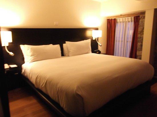 Le Petit Hotel : il letto comodissimo