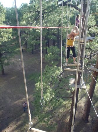 Flagstaff Extreme: Black Course- woohoo
