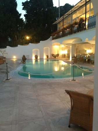 La Residenza Capri: Swimming pool