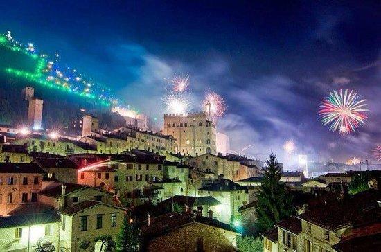 Hotel Tre Ceri: Capodanno a Gubbio