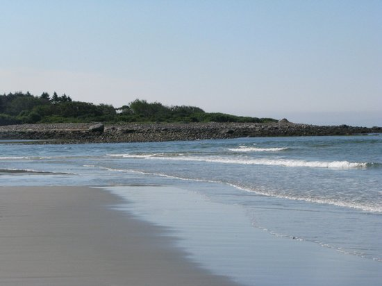 The Tides Beach Club : Beach