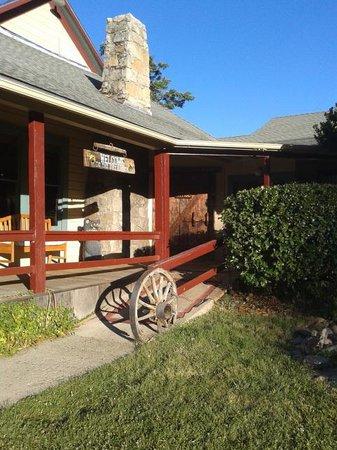 Sierra Sky Ranch: Detalle entrada