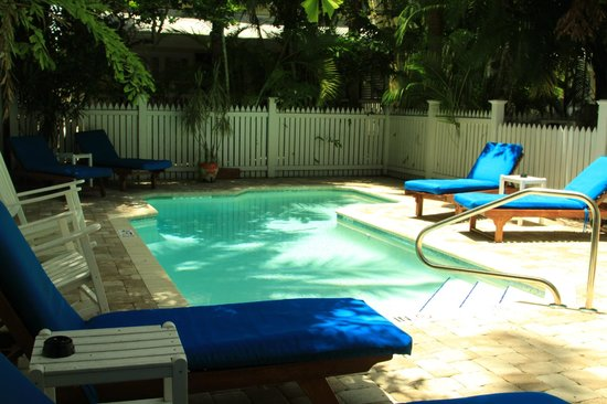 The Weatherstation Inn: Swimmingpool