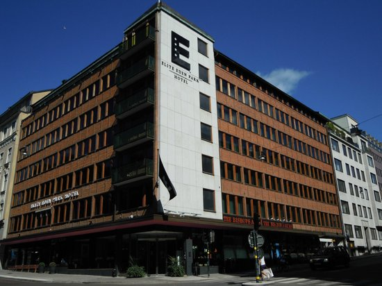 Elite Eden Park Hotel: Esterno Hotel